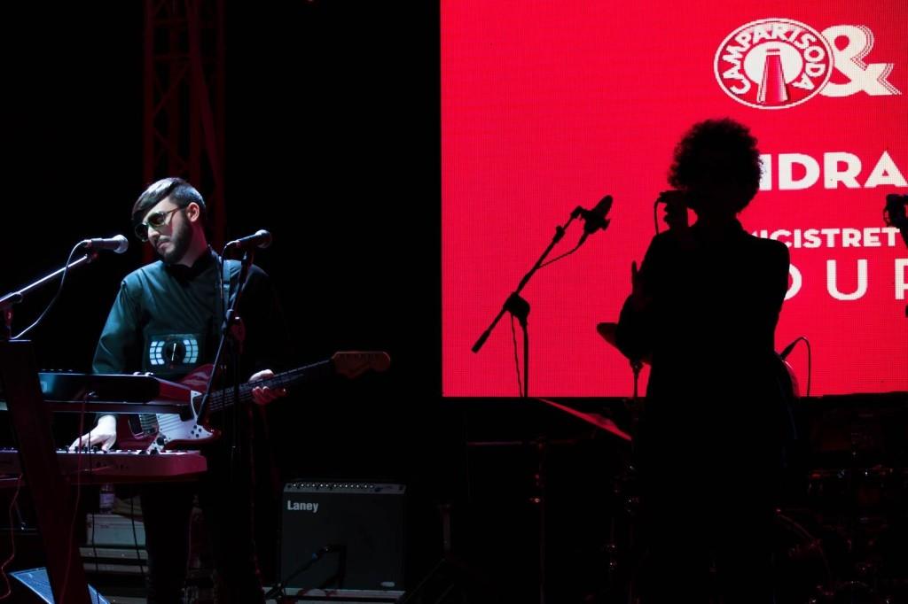 Vidra La fine delle comunicazioni Rupa Rupa Records Numark Orbit Fender Mustang Midi Numark