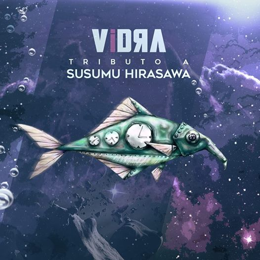 vidra shop mecano limited edition shisho susumu hirasawa new record japanese release