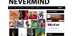 Nevermind magazine, vidra, rupa rupa records, synthpop, technopop, electropop, new wave, synthesizers, viola, best records 2016, best records